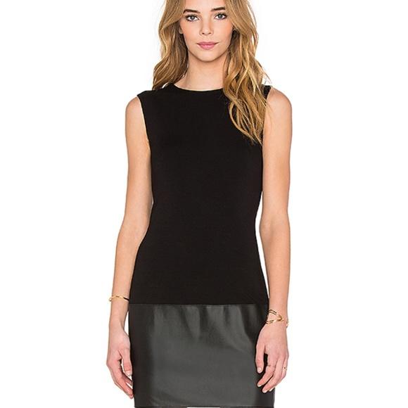 Bailey 44 Dresses & Skirts - Bailey 44 sleeveless sedgwick black dress